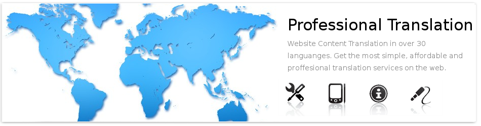 Proffesional Translation Services